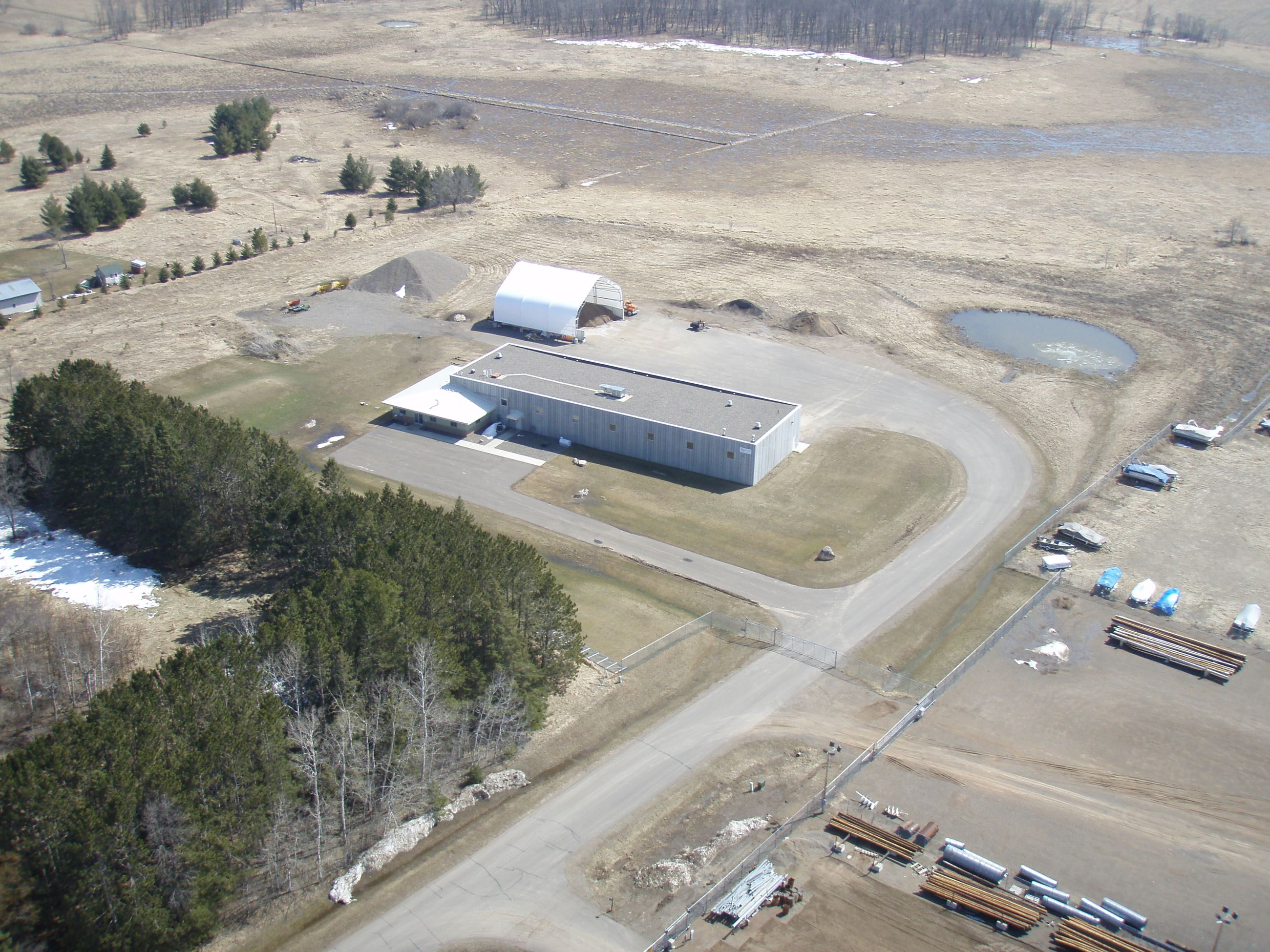 North Maintenance Facility